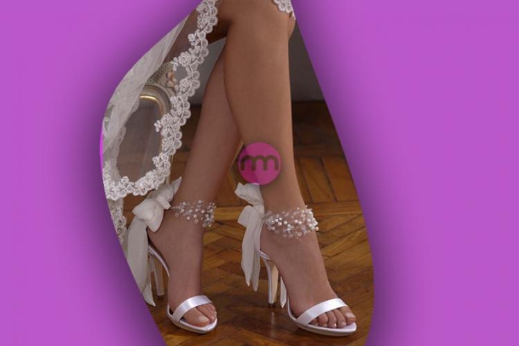 Hem Rahat Hem de Şık Bir Gelin Ayakkabısı Seçin!
