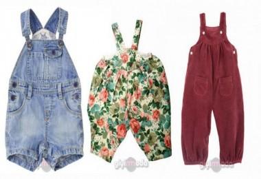 Çocuk Kıyafetlerinin En Sevimlisi Çocuk Tulumları