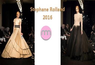 Stephane Rolland 2016 Sonbahar Kış