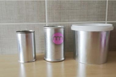 Kahve Kutularından Saksı Yapımı