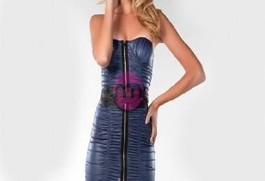 Fermuarlı Elbise Modelleri