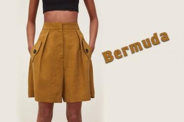 Bermuda Pantolon/Şort Nedir?