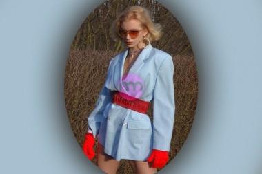 Ceket Üstüne Kemer Modası