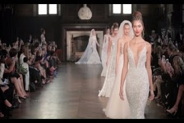 BERTA FW 2017 Bridal Collection Runway - Full Show